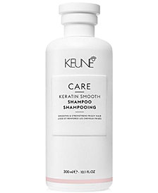 Keune CARE Keratin Smooth Shampoo, 10.1-oz., from PUREBEAUTY Salon & Spa
