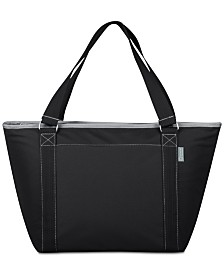 Oniva™ by Picnic Time Topanga Black Cooler Tote Bag