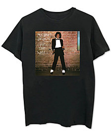 Michael Jackson Off The Wall Men's Graphic T-Shirt