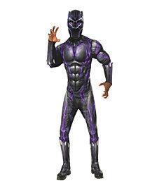 Marvel Black Panther Movie Black Panther Kids Lightup Battle Kids Mask