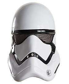 Star Wars Episode VII - Stormtrooper Little and Big Boys Half Helmet Accessory