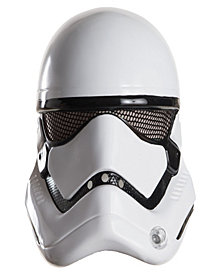 Star Wars Episode VII - Stormtrooper Boys Half Helmet Accessory