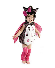 Emily the Owl Toddler Girls Costume