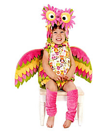 Hootie The Owl Toddler Girls Costume