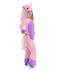 Rainbow Pony  Girls Costume