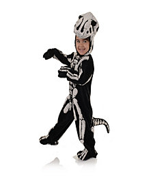 T-Rex Fossil Little Boys or Girls Halloween Costume
