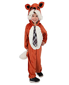 Quick The Fox Toddler Costume
