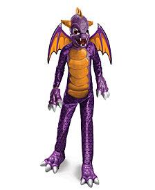 Skylanders Spyros Adventure - Spyro Deluxe Boys Costume