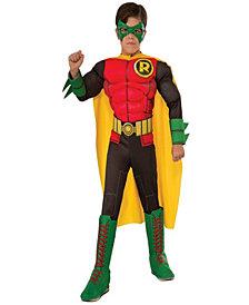 Robin Deluxe Boys Costume