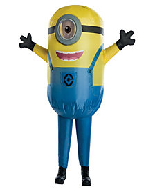 Stuart Minion Inflatable Big Boys Costume