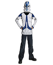 Star Wars Clone Trooper Boys Costume
