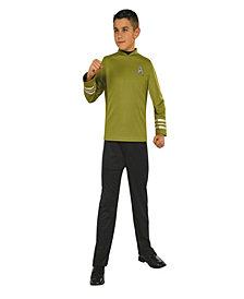 Star Trek Beyond: Captain Kirk Classic Boys Costume