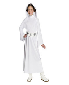 Star Wars Forces Of Destiny Deluxe Princess Leia Girls Costume