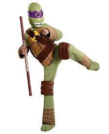 Teenage Mutant Ninja Turtle - Donatello Little and Big Boys Costume