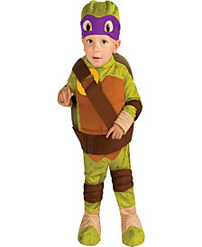 Teenage Mutant Ninja Turtle - Donatello Toddler Boys Costume