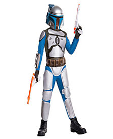 Star Wars Jango Fett Deluxe Boys Costume