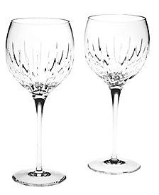 Reed & Barton Wine Glasses, Set of 2 Soho Balloon