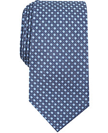 Nautica Men's Vincent Mini Neat Slim Tie