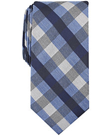 Nautica Men's Murphy Check Slim Tie