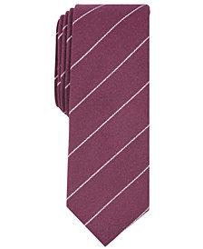 Penguin Men's Faust Striped Skinny Tie