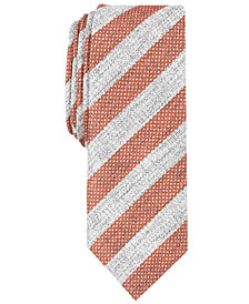 Penguin Men's Grant Stripe Skinny Tie