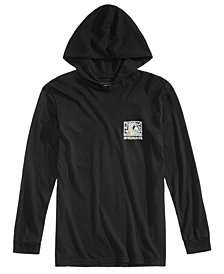 Quiksilver Big Boys Graphic Cotton Hoodie