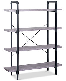 Madison 4-Tier Shelf, Quick Ship