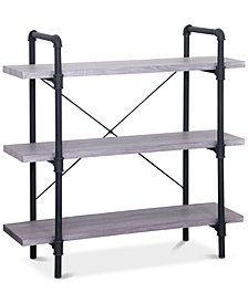 Franklin 3-Tier Book Shelf, Quick Ship