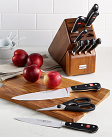Wüsthof Classic 12-Pc. Cutlery Set, Created for Macy's