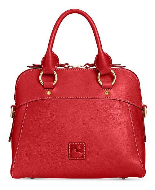 fc7de80f8 Dooney & Bourke Cameron Medium Florentine Leather Satchel & Reviews ...