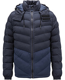 BOSS Men's Water-Repellent Jacket