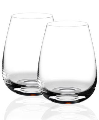 Drinkware, Set of 2 Scotch Single Malt Highlands Tumblers