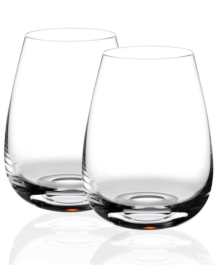 Villeroy & Boch - Set of 2 Scotch Whiskey Single Malt Highlands Tumblers