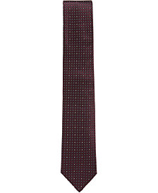 BOSS Men's Jacquard Silk Tie