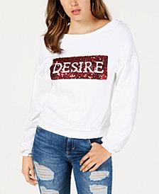 GUESS Desire Sequined Sweatshirt