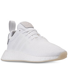 adidas Boys' NMD R2 Casual Sneakers from Finish Line