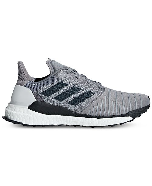 quality design 174be 962bc ... adidas Men s Solar Boost Running Sneakers from Finish ...