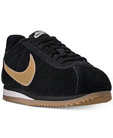 Nike Women's Classic Cortez SE Casual Sneakers from Finish Line