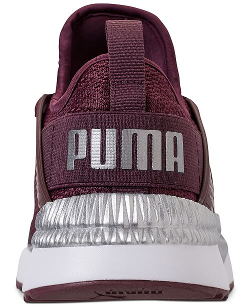 Puma Women s Pacer Next Cage Casual Sneakers from Finish Line ... 7f0c35caa