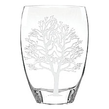 Badash Crystal Tree Of Life Vase