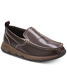 Toddler, Little & Big Boys Field Moccasins