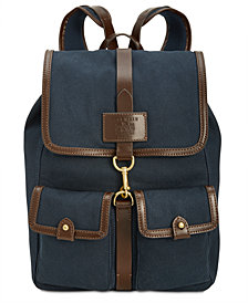 Cole Haan Men's Matthews Canvas Backpack