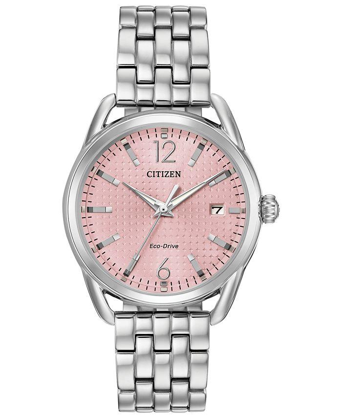 Citizen - Women's Stainless Steel Bracelet Watch 36mm