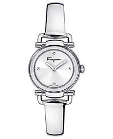 Ferragamo Women's Gancino Casual Stainless Steel Bangle Bracelet Watch 26mm