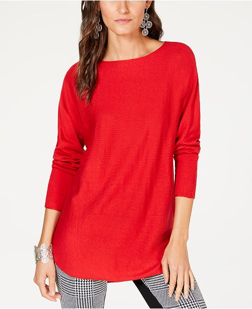 INC International Concepts INC Petite Sweater Tunic, Created for Macy's