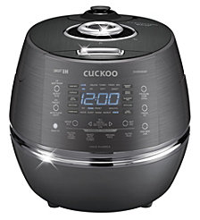 Cuckoo 10-Cup Induction Heating Pressure Rice Cooker