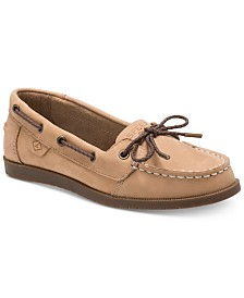 Sperry Little & Big Girls Sahara Boat Shoes