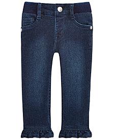 Levi's® Baby Girls Ruffle Skinny Jeans