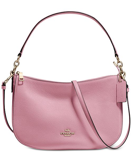 a928e0af5742a COACH Chelsea Crossbody in Pebble Leather   Reviews ...