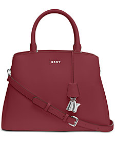 DKNY Paige Large Satchel, Created for Macy's